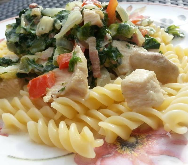 pasta andijvie2