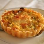 Tartelette-poulet-poireaux